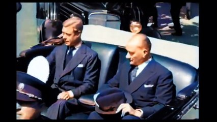 Yapay Zeka İle Renklendirilmiş Atatürk Videosu