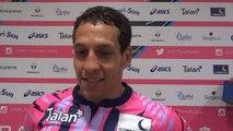 """26e j. - Arias : """"Je ne peux pas rester au Stade français pour des raisons extra-sportives"""""""