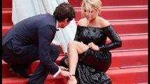 Petit incident pour Virginie Efira sur le tapis rouge au Festival de Cannes!