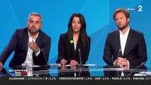 """Europeenes - Accrochage entre Alexis Corbière et Sibeth N'diaye sur France qui la traite de menteur : """"Respectez-moi !"""""""