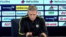 SPOR Fenerbahçe Teknik Direktörü Ersun Yanal'ın açıklamaları