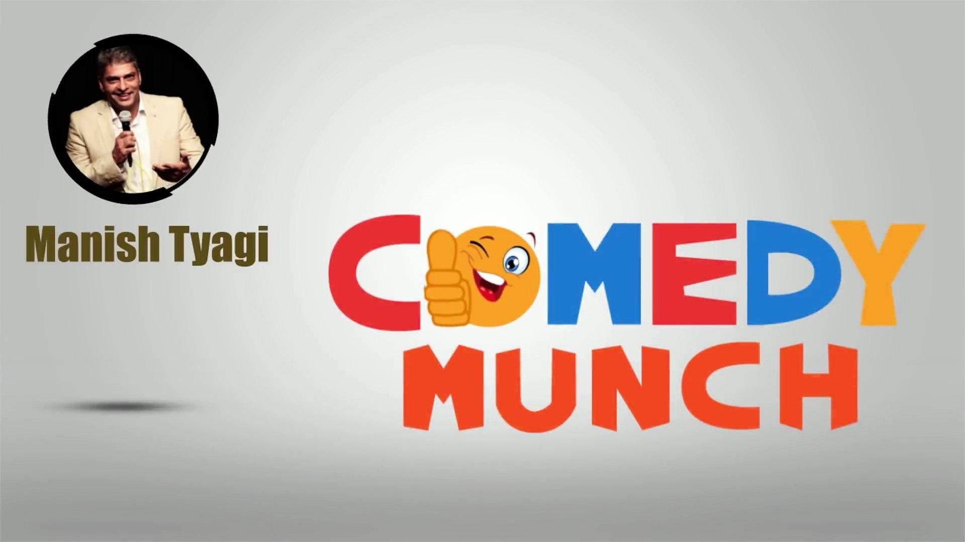 Air India & Mother India _ Manish Tyagi _ Comedy Munch