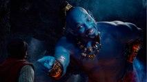 'Aladdin' Star Naomi Scott Praises Will Smith's Take On The Genie