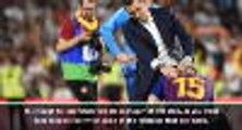 Valverde takes responsibility for Barcelona's Copa del Rey defeat