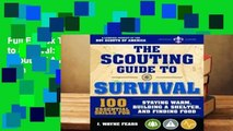 Full E-book The Scouting Guide to Survival: An Official Boy Scouts of America Handbook: More than