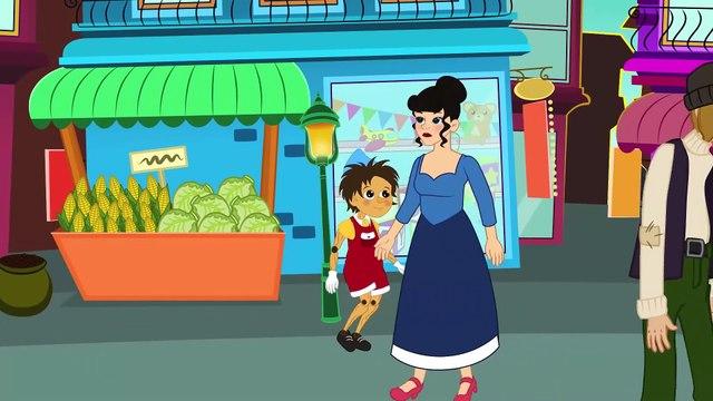 Pinocchio -  Dessin animé Cmplet en français - Conte pour enfants