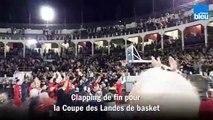 Clapping de fin pour la Coupe des Landes de basket
