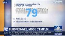 79 députés à élire parmi 34 listes... Quelles sont les grandes règles du scrutin des européennes en France ?