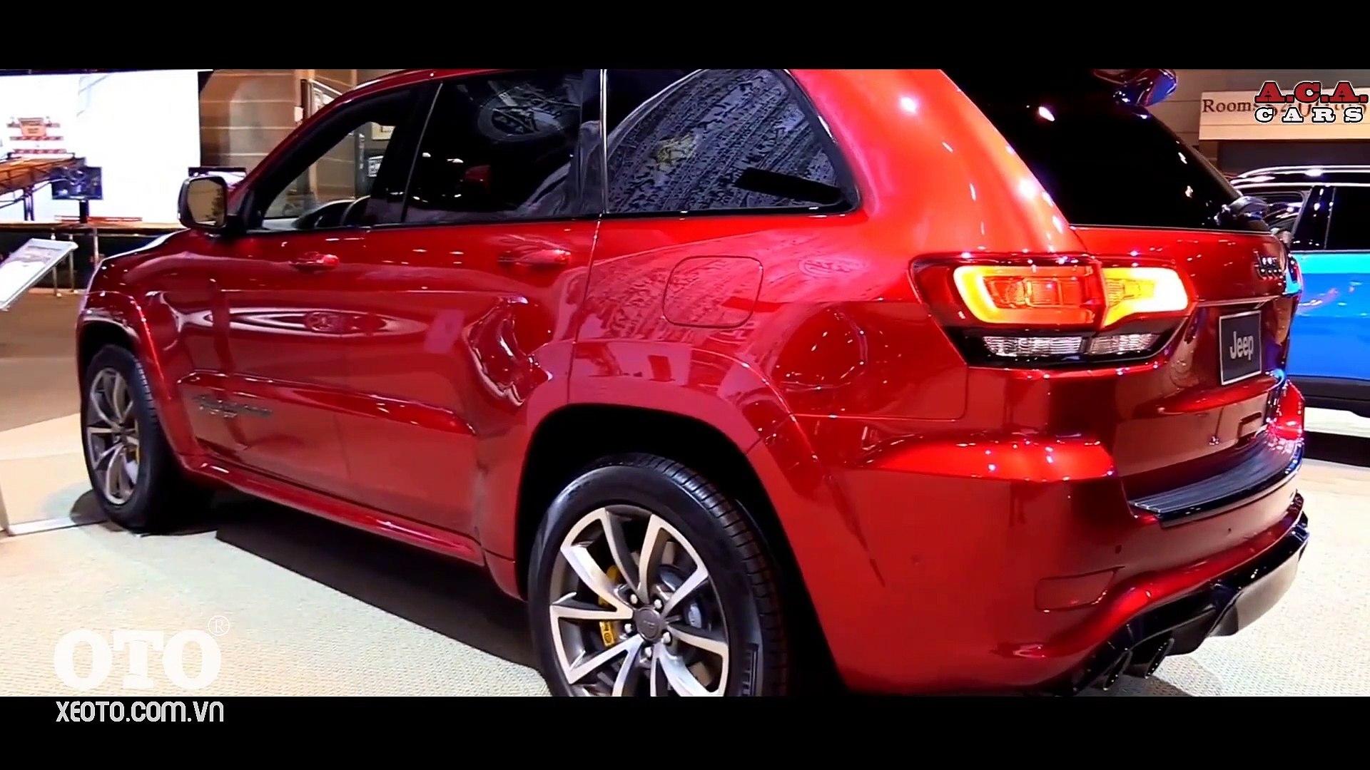GIÁ XE JEEP GRAND CHEROKEE 2020 TRACKHAWK 4WD SPORT