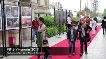 Nikos Aliagas aime la Photo et Vincennes, retrouvons le depuis le Vincennes Images Festival sur Vincennestv.fr la Web TV de Vincennes