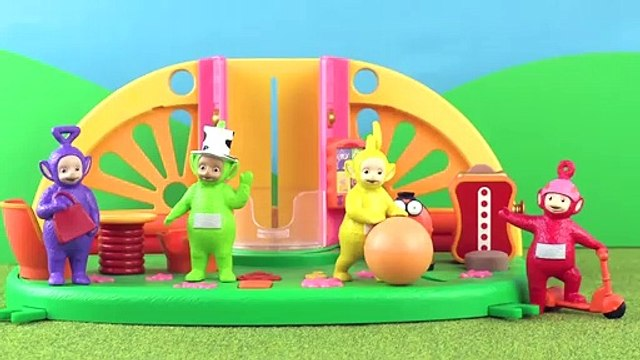 Teletubbies: Hide & Seek | Toy Play Video | Play games with Teletubbies