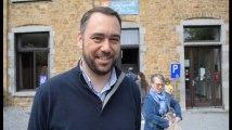 Namur: Maxime Prévot s'exprime après avoir voité