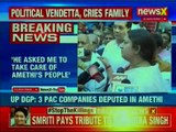 Smriti Irani on performing Last rites of Surender Singh in Amethi, breached the Gandhi bastion