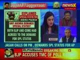 YSRCP Jagan Mohan Reddy demands Special Status for  Andhra Pradesh after meeting PM Narendra Modi