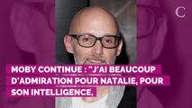 """Moby s'excuse auprès de Natalie Portman : """"Je regrette d'avoir pu lui causer de la peine"""""""