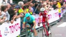 Giro d'Italia 2019 | Stage 15 | Last km