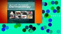 [GIFT IDEAS] Small Animal Dermatology: A Color Atlas and Therapeutic Guide