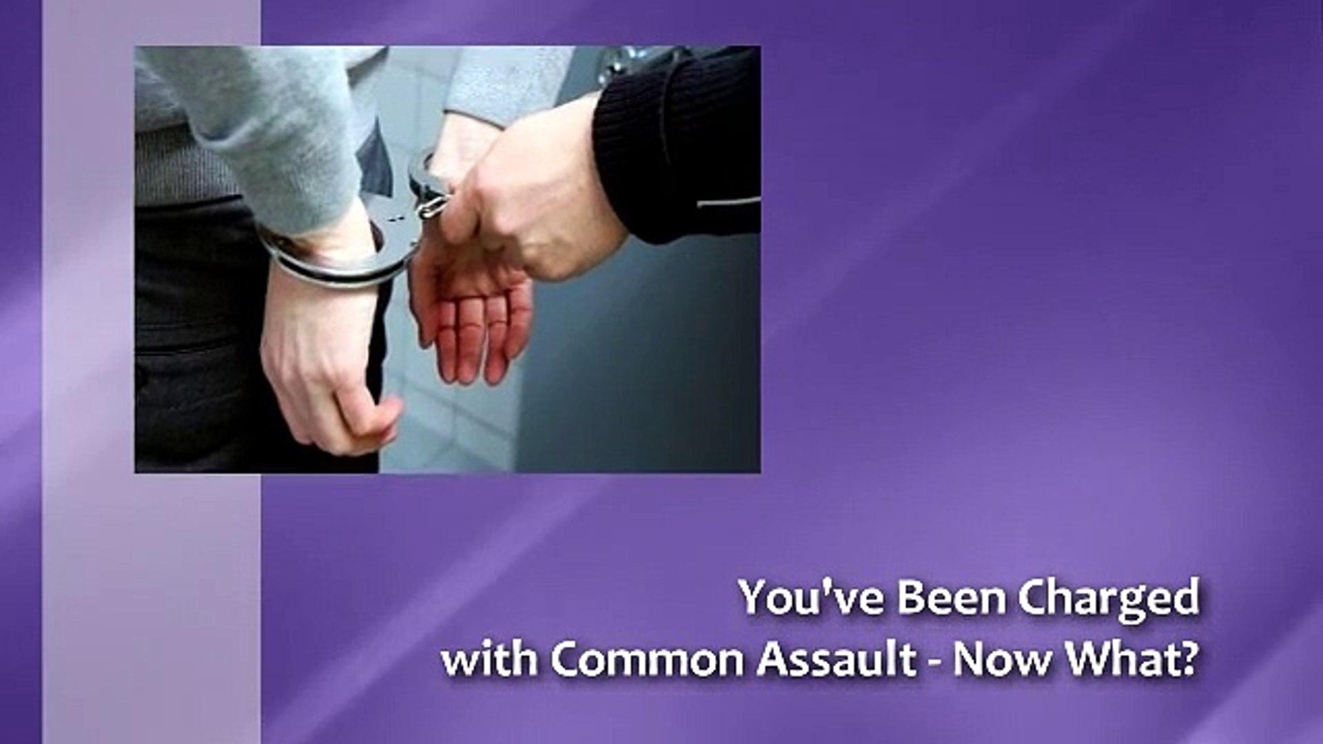 Common Assault Domestic Violence Law- Etblegal.com.au