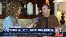 """Il s'est déjà vendu 30 000 exemplaires en 4 jours, le 20e roman de Marc Levy """"Ghost in love"""" s'annonce être un succès"""