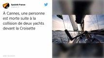 Cannes. Un Britannique tué dans une collision entre deux yachts