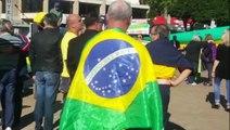 Ação pró-Bolsonaro: veja a opinião de manifestantes cascavelenses