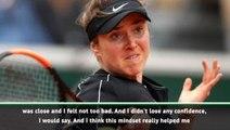 I never lost confidence on clay, despite my losing streak - Svitolina