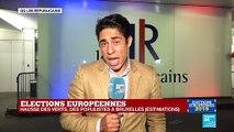 """Élections européennes : """"Le score des Républicains (LR) a fortement déçu"""""""