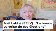 """Joël Labbé (EELV) : """"La bonne surprise de ces élections"""""""