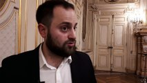 Isère : Thibaud Pikorki, cadre de la fédération iséroise du Parti socialiste