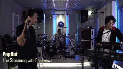 PopOut Live Streaming Session with Bandviews