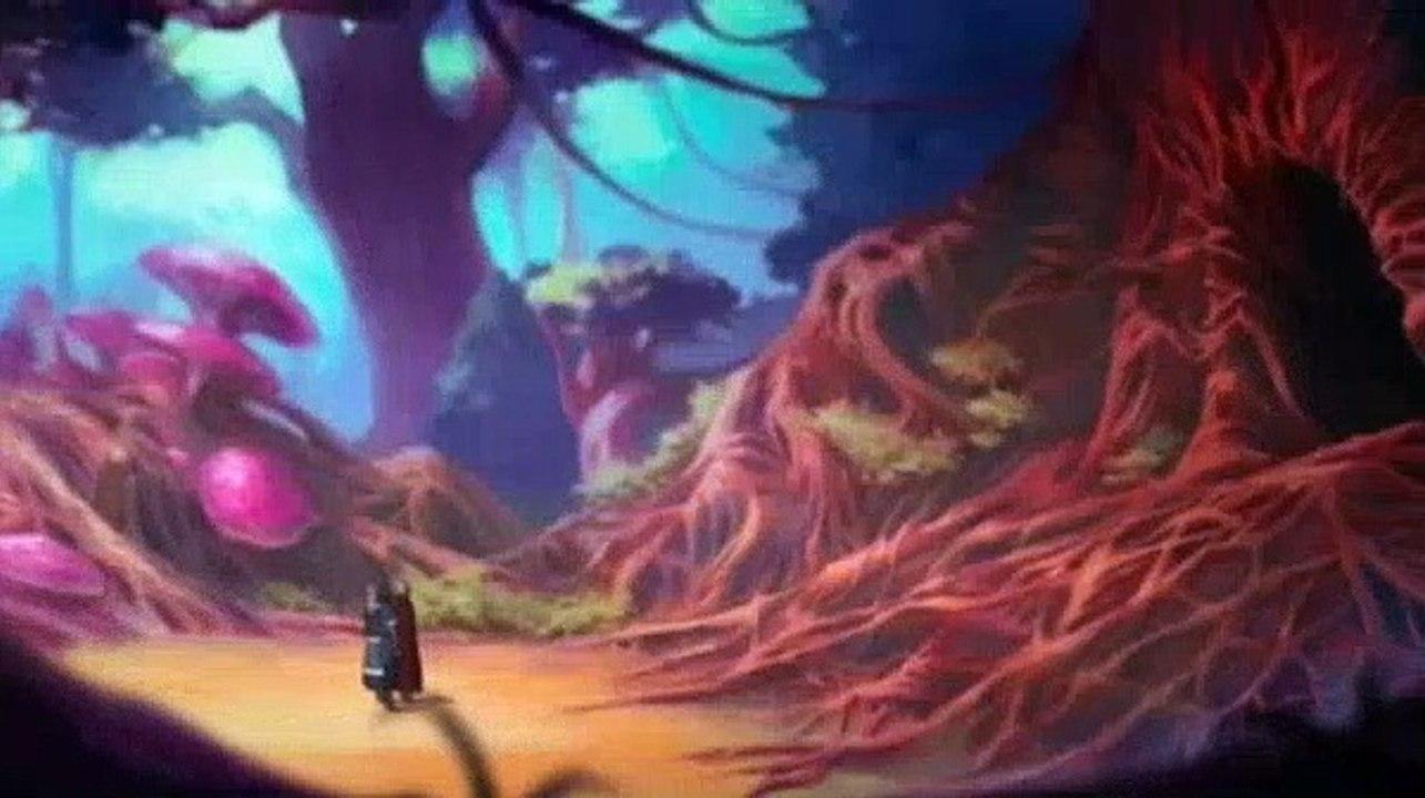 The Legend of Korra S02E13 Darkness Falls