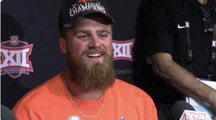 Brett Standlee notches win in Oklahoma State's Big 12 Championship