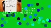 About For Books  The Uninhabitable Earth: Life After Warming  Review