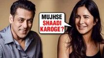 Katrina Kaif PROPOSES Salman Khan For Marriage, Arpita Khan Gets Emotional   BHARAT