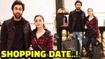 Ranbir Kapoor Takes GF Alia Bhatt On a SHOPPING Date!