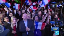 European Elections: Marine le Pen's far-right party wins big in EU Parliament