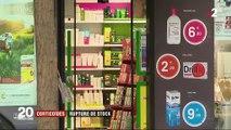 Médicaments : les corticoïdes en rupture de stock dans les pharmacies