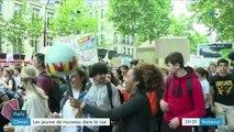 Climat : les jeunes de nouveau dans la rue