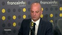 """Européennes : """"On ne peut pas parler d'un échec"""" (Jean-Michel Blanquer, LREM)"""