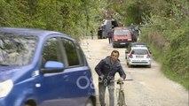 RTV Ora - Mjeti i grabitësve u dogj në Bathore, ja ku dyshohet të jenë larguar autorët