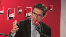 """Geoffroy Didier (LR) : """"Nous avons perdu un point lorsque François-Xavier Bellamy a commencé à faire revenir son conservatisme sociétal en disant devenir un acteur de l'histoire sur Vincent Lambert"""""""