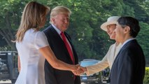 Trump state visit to Japan: talks, golf and sumo with Abe, red-carpet welcome from new emperor