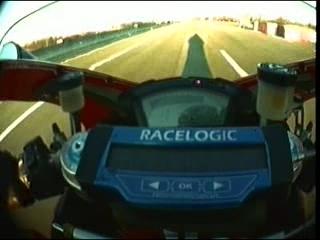 acceleration Ducati 1098