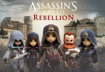 Assassin's Creed, Godzilla Defense, Brave Order and Juggernaut Wars on Mobile Games Monday