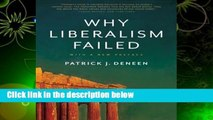 Why Liberalism Failed  Best Sellers Rank : #5