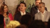 """""""C'est loin, très loin de mes attentes."""" Manuel Valls admet sa défaite à la mairie de Barcelone"""
