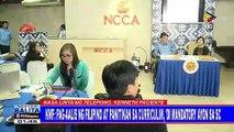 KWF: Pag-aalis ng Filipino at Panitikan sa curriculum, 'di mandatory ayon sa SC