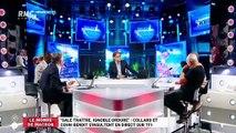 """Le monde de Macron: """"Sale traître, ignoble ordure"""", Collard et Cohn-Bendit s'insultent en direct sur TF1 - 27/05"""