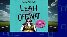 Full E-book  Leah on the Offbeat (Creekwood, #2) Complete   Full E-book  Leah on the Offbeat