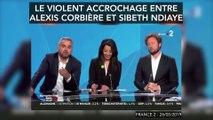 Européennes 2019 : le violent accrochage entre Alexis Corbière et Sibeth Ndiaye